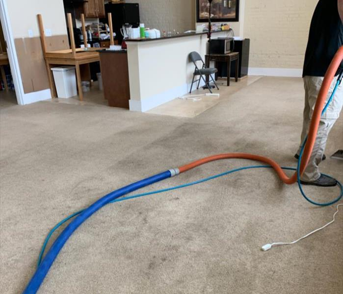 Carpet Cleaning Newberry Sc After