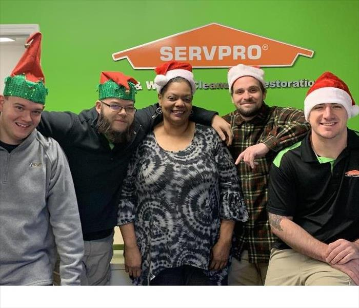 Group Shot of our amazing SERVPRO team!