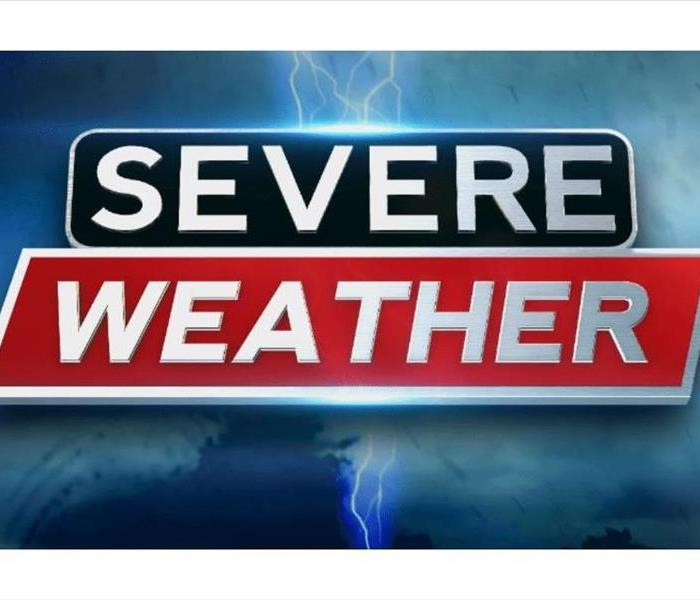 Notice of a Severe Weather Alert