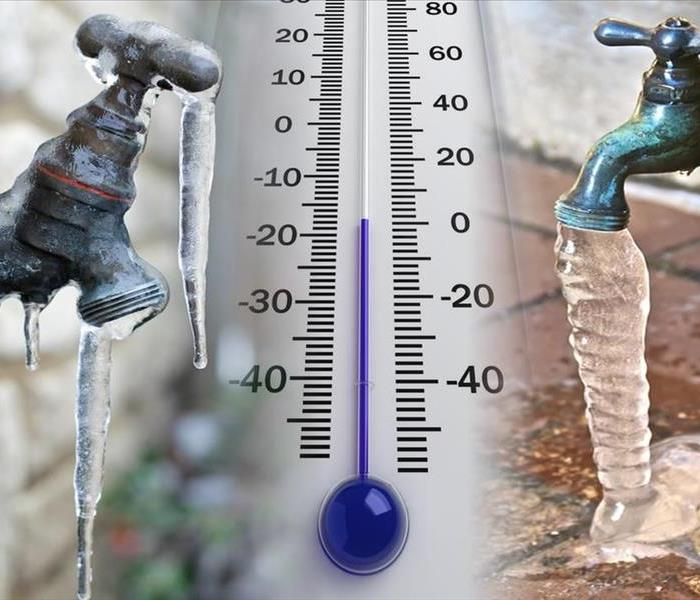 Building Services Tips to Thaw a Frozen Pipe