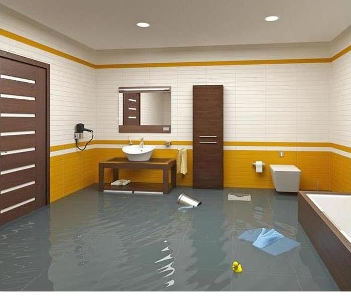 Water Damage How To Begin the Insurance Claim Process in Newberry or Laurens County SC  After Water Damage