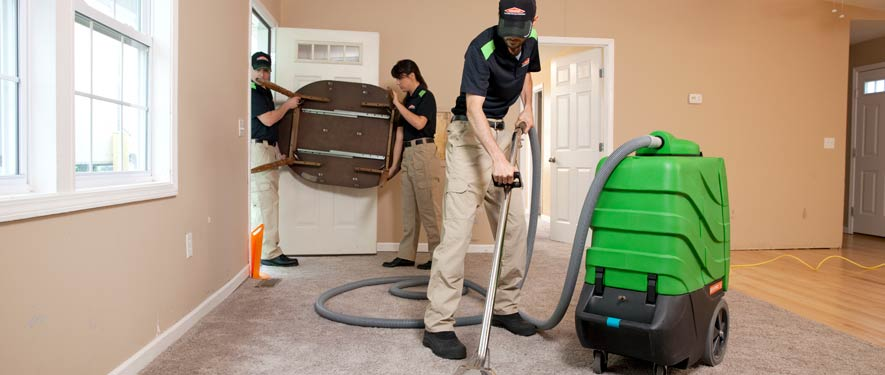 Laurens, SC residential restoration cleaning